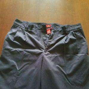 Izod navy shorts